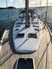 Beneteau Oceanis 473 Half Tidy exterior