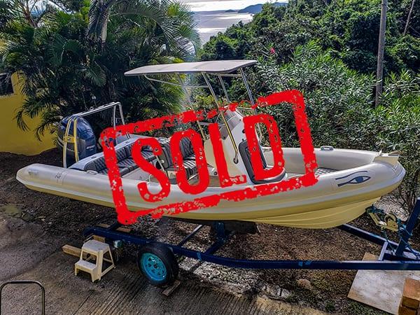 Spare Rib A600 sold