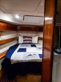 Bavaria 42 Cruiser Miss B'Haven cabin