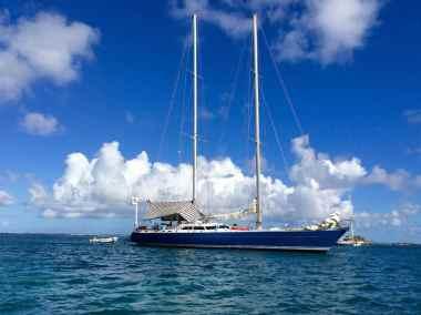 80' Southern Ocean Shipyard Yacht Taboo