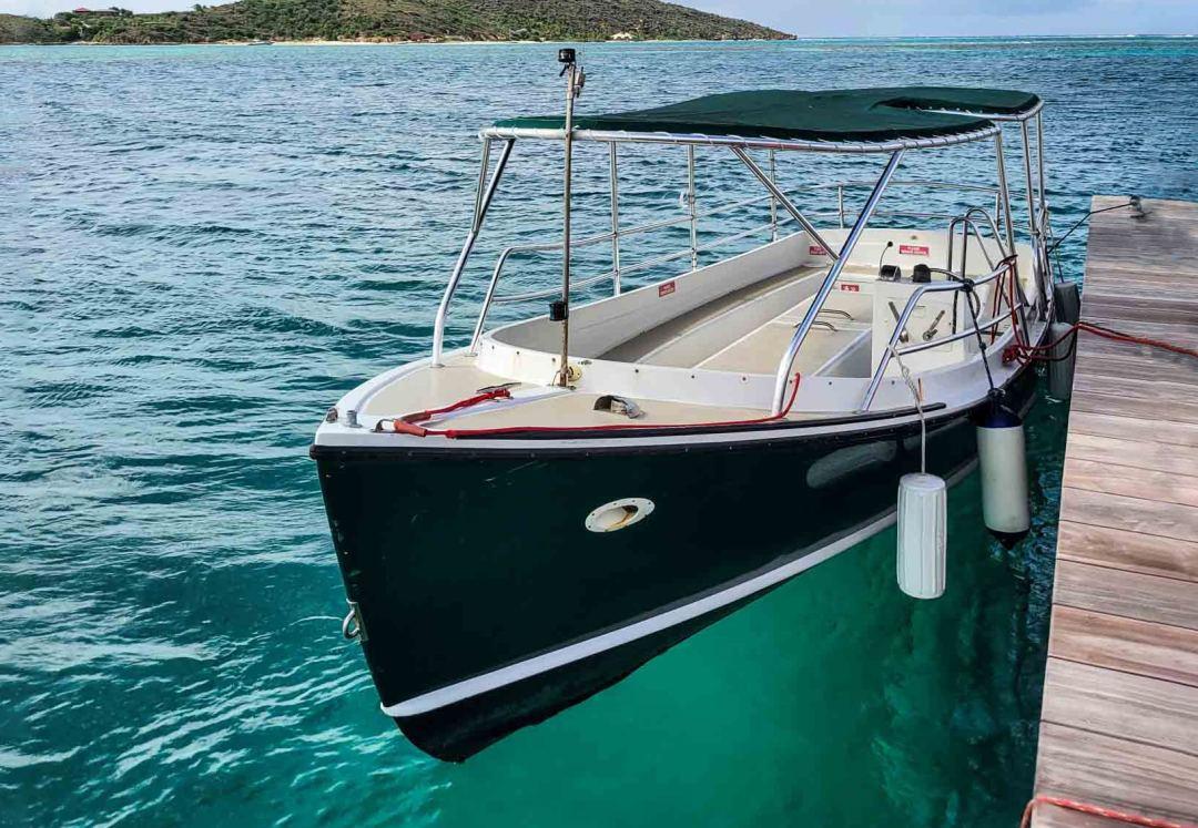 Saba 2 Old Port Marine 26 launch main