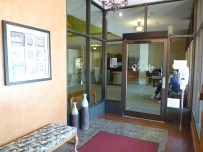 Blue Valley Nursing Home Entrance | Nebraska Nursing Care Homes