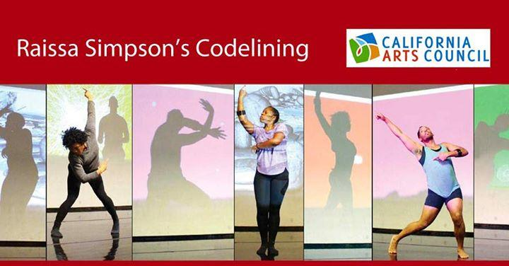 Raissa Simpson's Codelining
