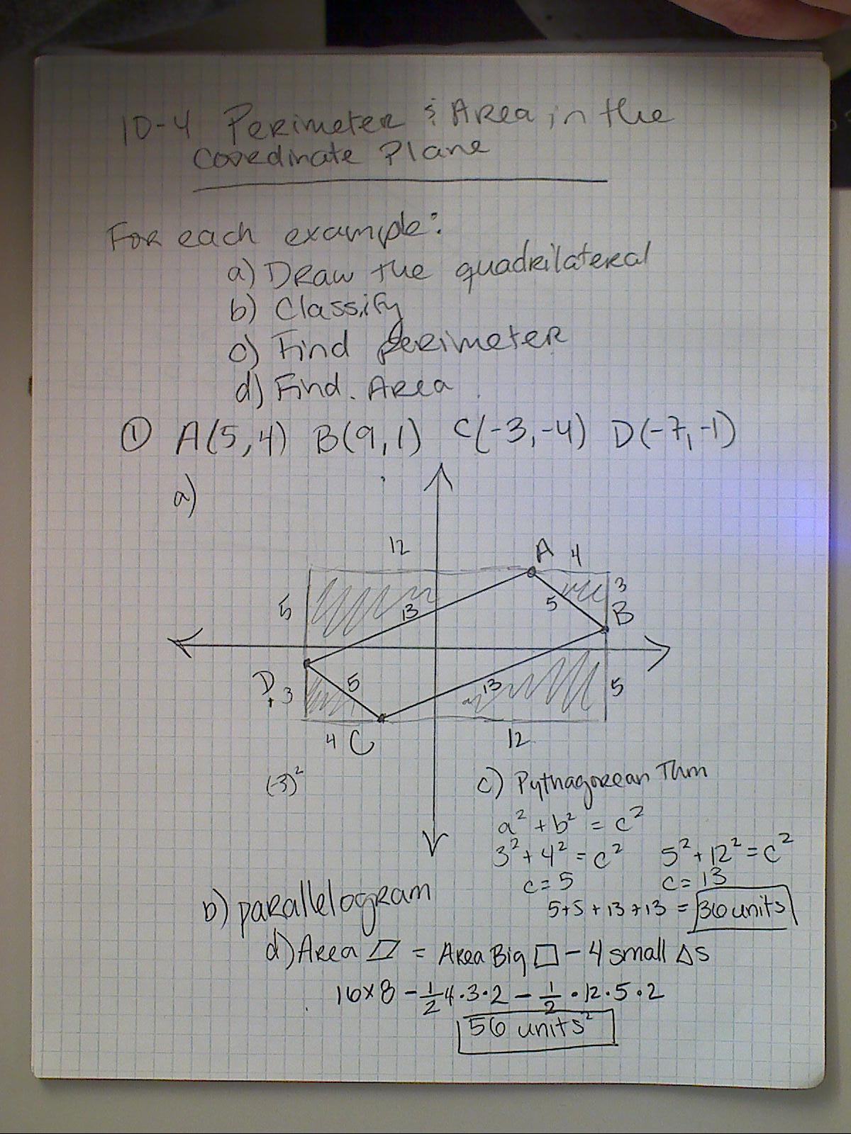 Term 2 Homework