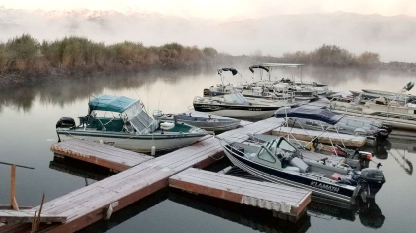 Marina Boats – Bridgeport, CA
