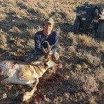 One of the hunters that used information. Great Archery buck from Oregon.