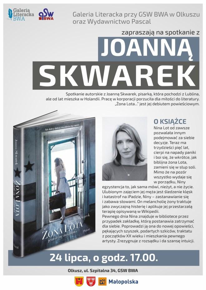 joanna skwarek