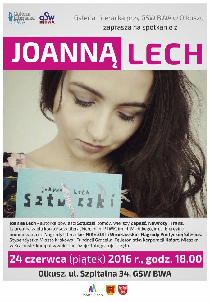 joanna lech