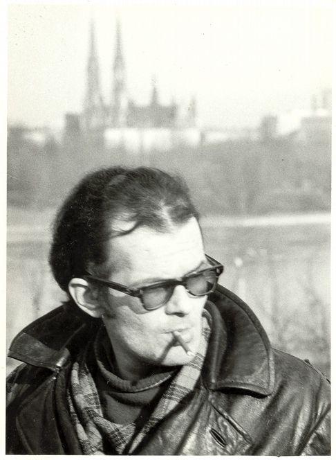 Kazimierz Ratoń zdjęcie Erazma Ciołka