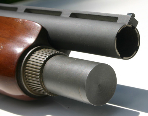 Remington 1100 magazine Extension