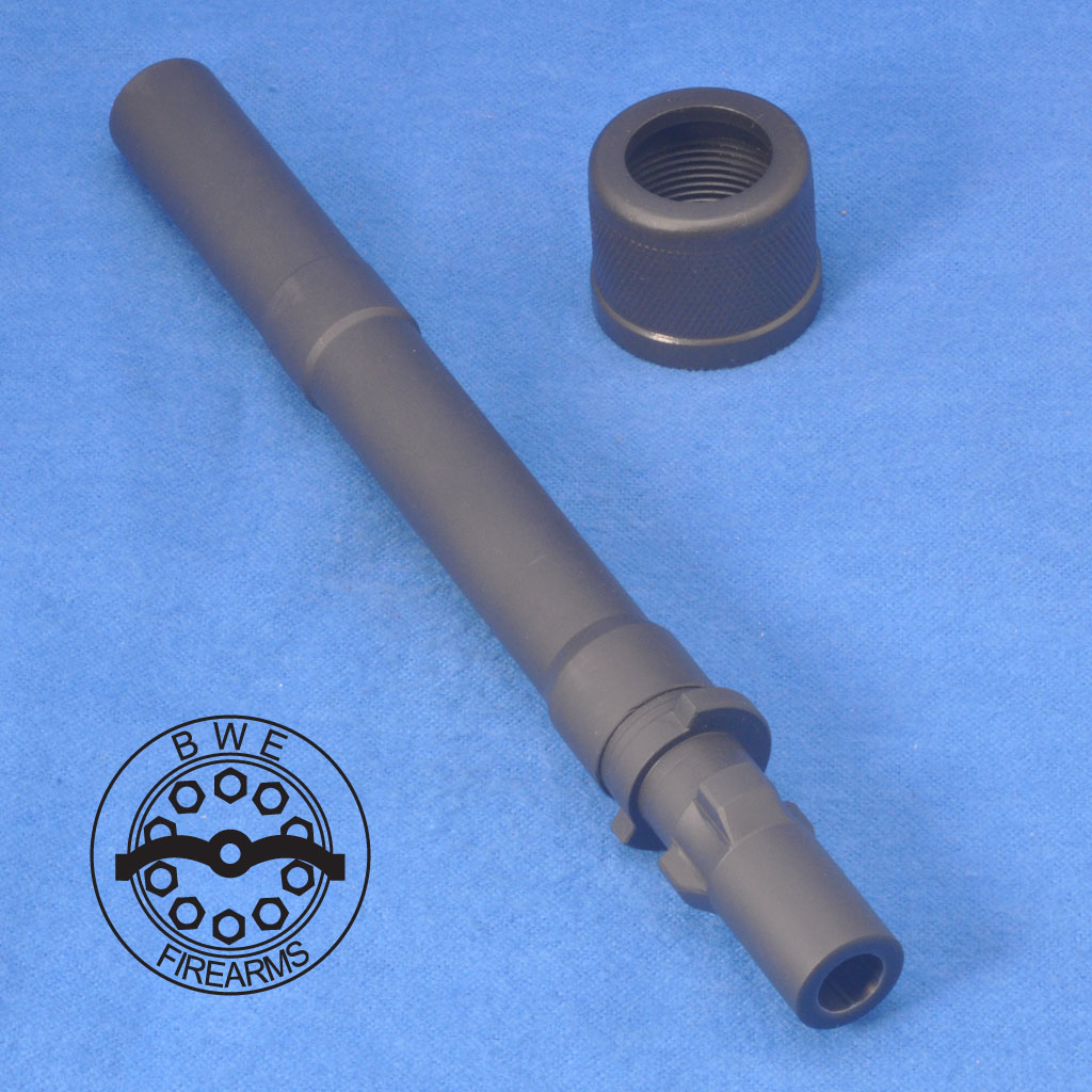SMG Mini Uzi Barrel 3-Lug 9mm