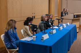 Panelists highlighted the Brigham's journey to Magnet designation.