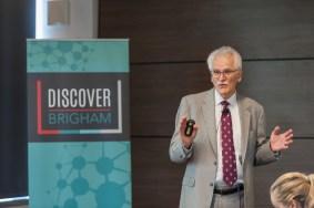 Discover Brigham male speaker