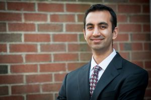Amol Navathe, MD, PhD, a BWH Department of Medicine resident, is one of the moderators of GHDonline.