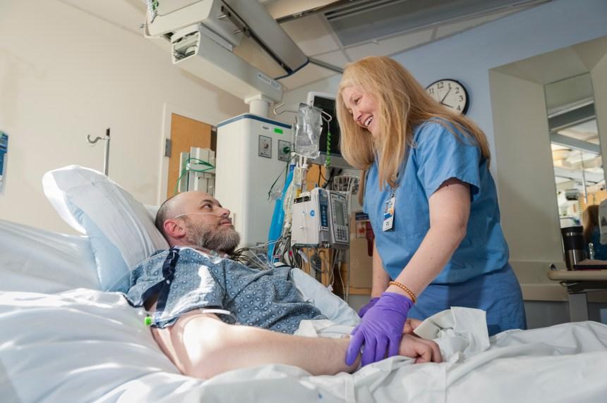 Melanson Honored with Kurlat Essence of Nursing Award