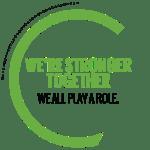 We're stronger together logo