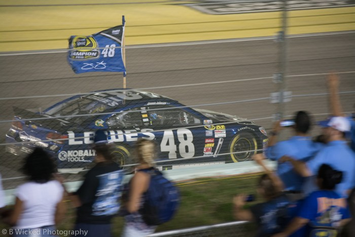 Jimmie Johnson, 2013 Sprint Cup Champion