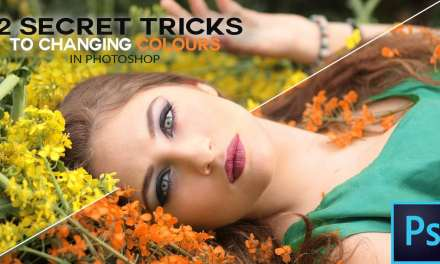 2 Secret Tricks To Changing Colours In Photoshop