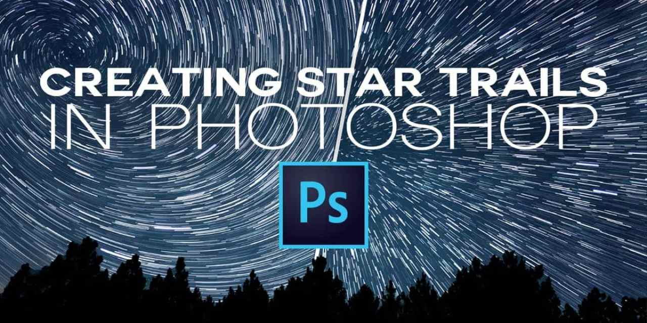 How To Create EPIC STAR TRAILS With Just ONE PHOTO
