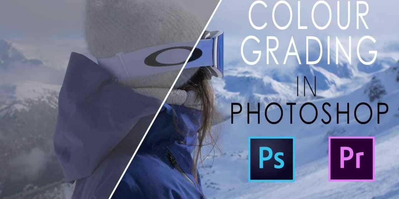 How To Colour Grade Video In Photoshop
