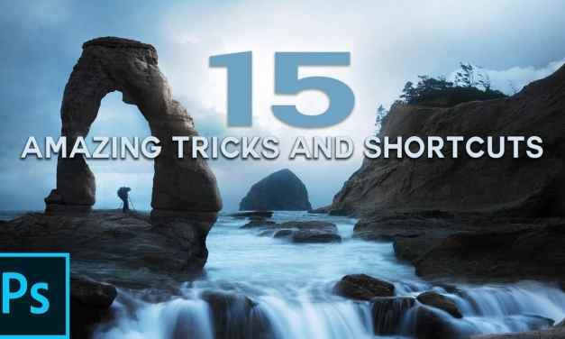 Photoshop Shortcuts: 15 Amazing Tricks And Tools You Need To Know