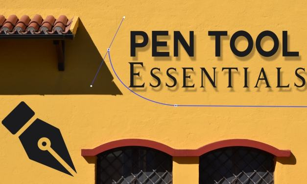 The Pen Tool In Photoshop: How To Essentials