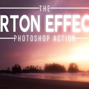 orton effect photoshop action