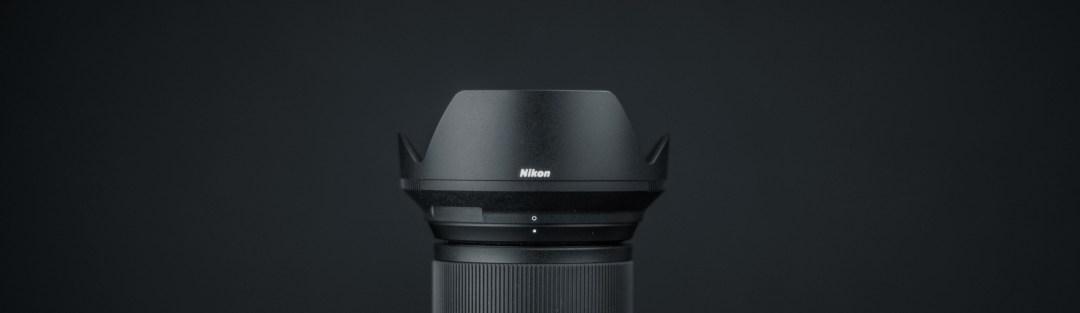 lens hood for nikon camera