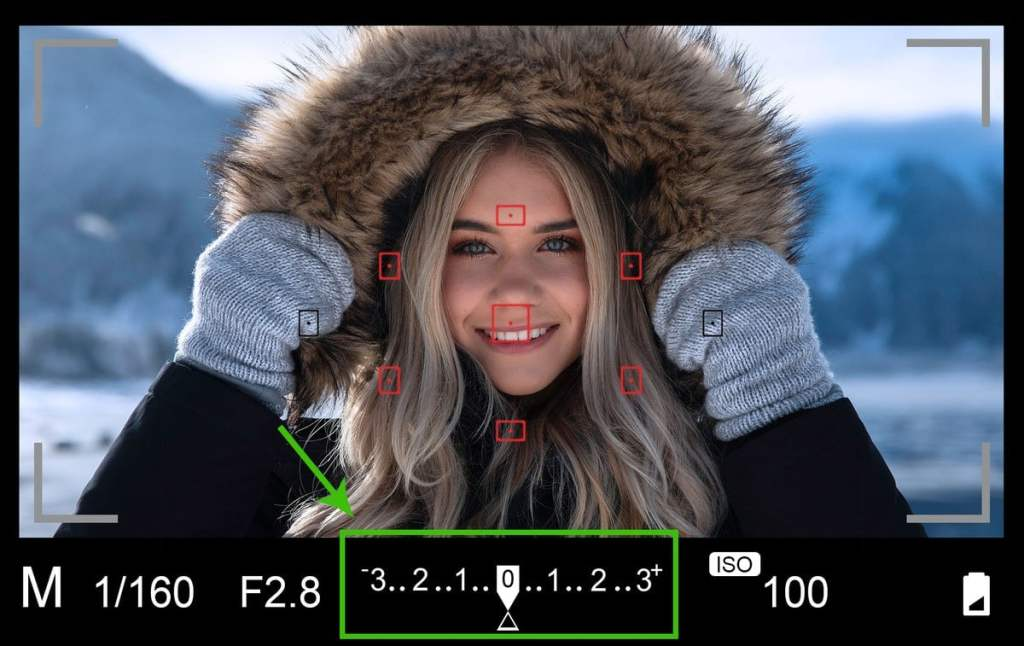 light-meter-through-viewfinder