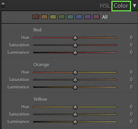 Color-View-In-Lightroom