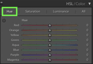 Hue-In-HSL-Adjustment