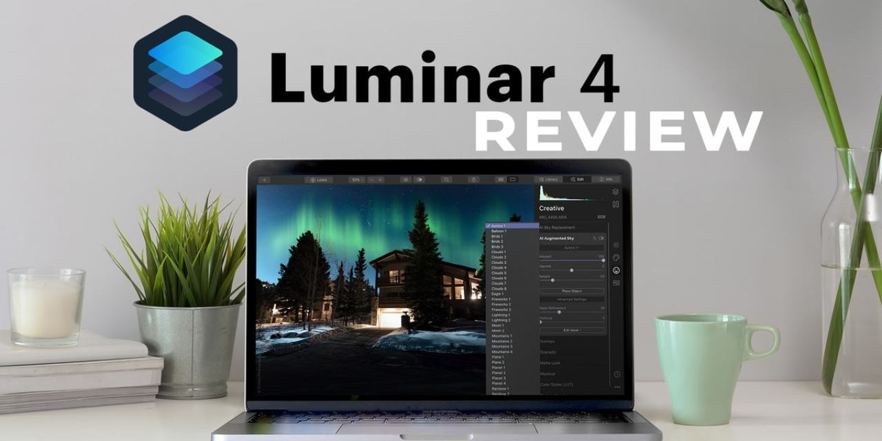 Skylum Luminar 4 Review 2021- Is It Worth It?