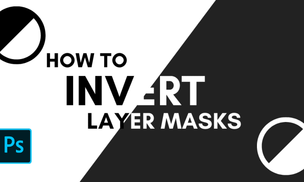 How To Invert A Layer Mask In Photoshop