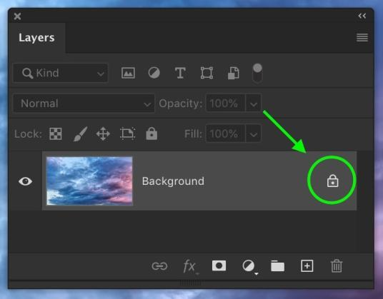 how-to-unlock-background-layer-in-photoshop