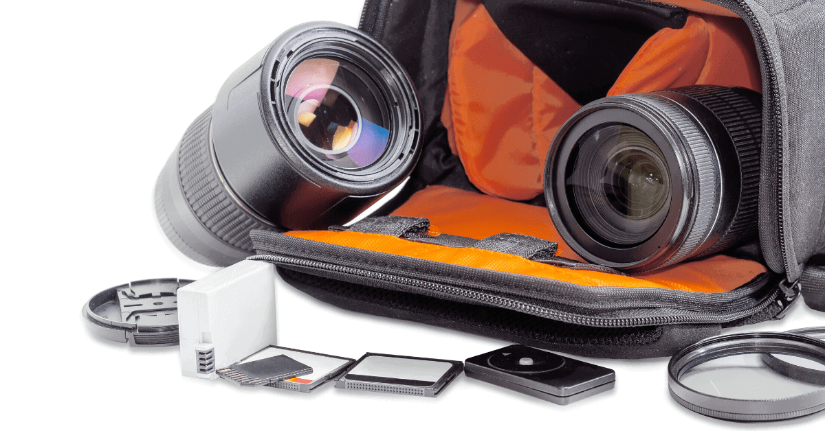 How To Organize Your Camera Bag