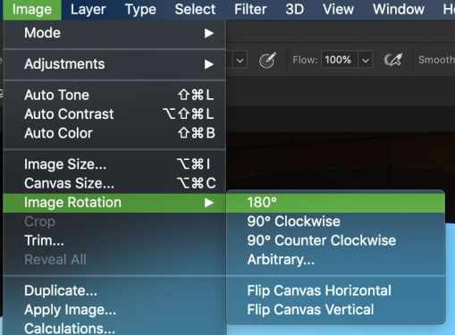 how-to-rotate-an-image-in-photoshop-4