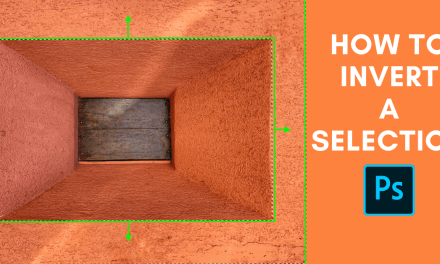How To Invert A Selection In Photoshop