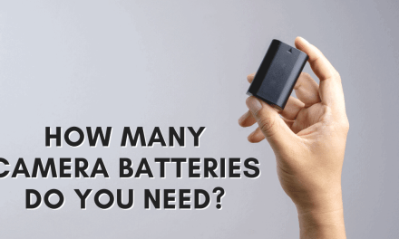 How Many Camera Batteries Do You Need?