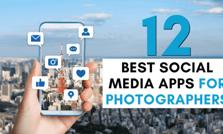 12 Best Social Media Apps For Photographers