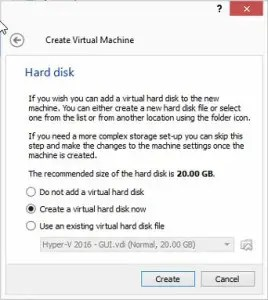 How to install Android in VirtualBox.
