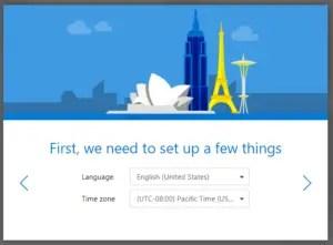 Skype for Business default toll number