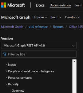 Microsoft Graph with PowerShell.