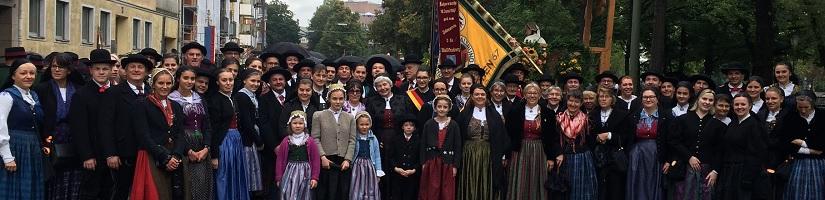 Oktoberfest Trachten- und Schützenzug (17.09.2017)