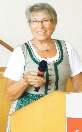 ..unter der Vorsitzenden Renate Ruchty.