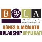 Agnes B. McGirth Scholarship Application