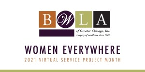 Read more about the article WOMEN EVERYWHERE 2021 Virtual Service Project Month