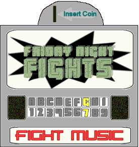 Friday Night Fights: G7-Fight Music