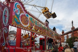 Big wheel by Birmingham photographer Barry Robinson