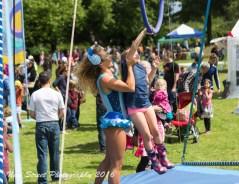 Kids go mad by Birmingham photographer Barry Robinson
