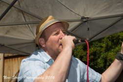 Lead singer by Birmingham photographer Barry Robinson